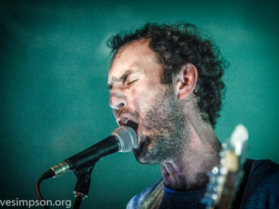 Viet Cong (now known as Preoccupations) live at the Kings Arms Auckland