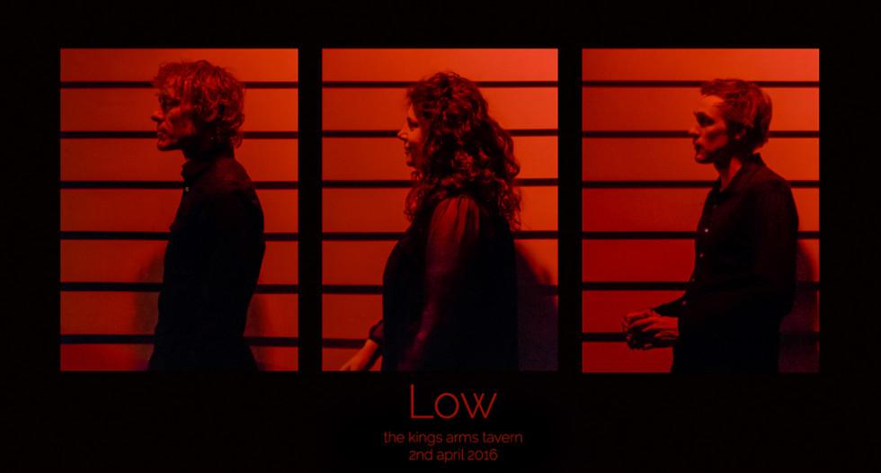 Low Band Portrait