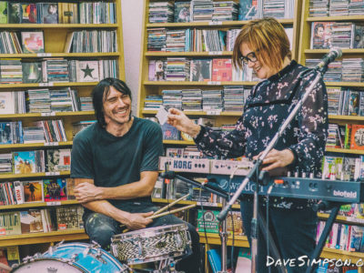 Avoid Avoid live in store at Southbound Records