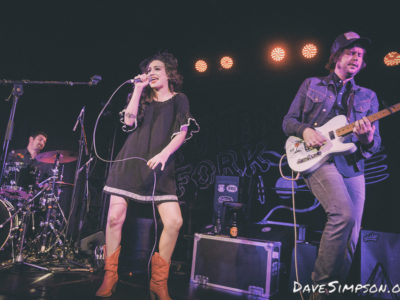 Lindi Ortega live at the Tuning Fork, Auckland