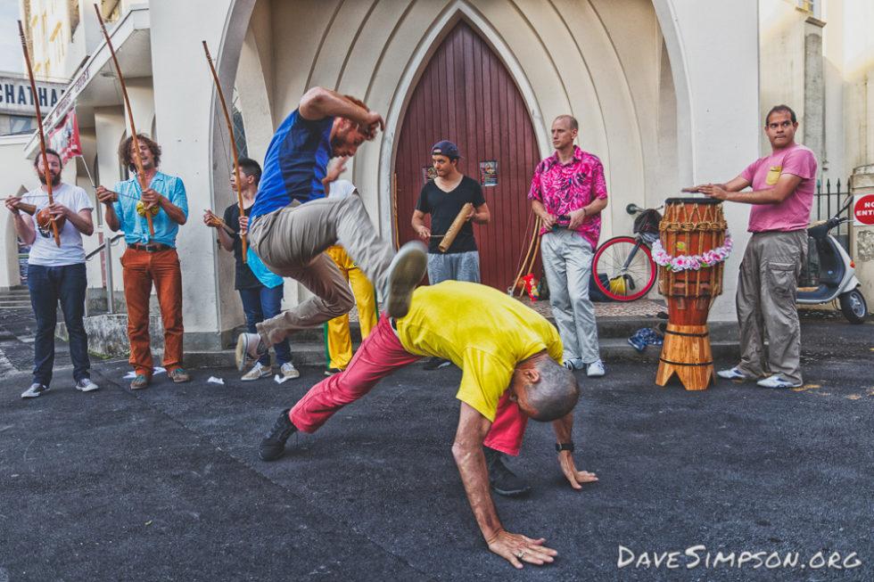 Capoeira Mandinga Aotearoa