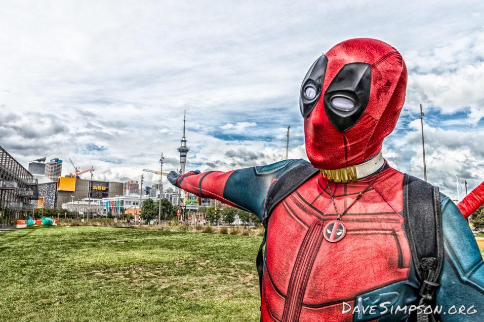 Deadpool Auckland