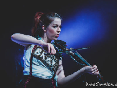 Lindsey Stirling live at the Powerstation, Auckland